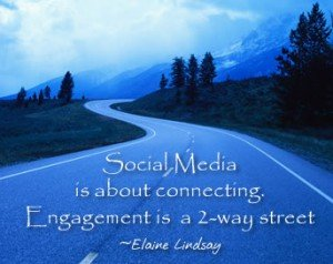 Social media small business training| engagement|two-way| Social media strategies