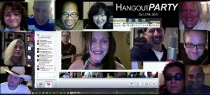 """Hangout Party