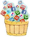 Social Media Icons| Social Business|Social web
